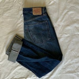NWOT reissued big E selvedge 505 xx Levi's